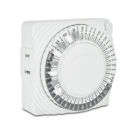 Westek Tm06Dh1 Decorative Indoor Daily Pin Timer - White