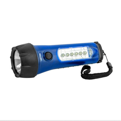 Velleman Efl03 3-In-1 Hand Torch 3 Leds /Xenon/ 6 Leds