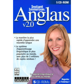 Instant Immersion English 2.0 (English & French)