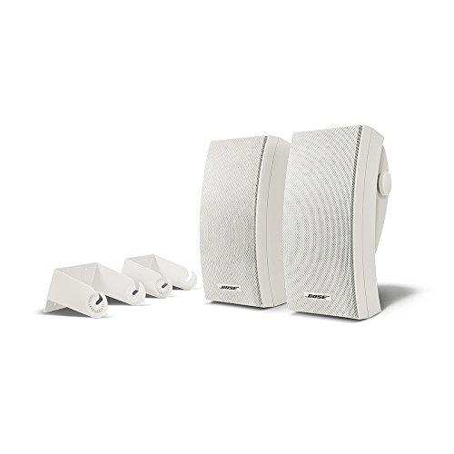 Bose 251 Wall Mount Outdoor Environmental Speakers (White)