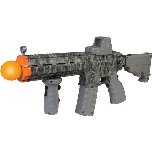 U.S Army Elite Force Assault Rifle Controller For Playstation 3 & Move