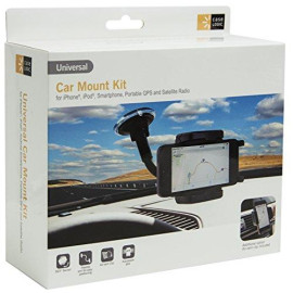 Case Logic Universal Car Mount For Smartphones, Gps, Or Radio With Air Vent Adapter