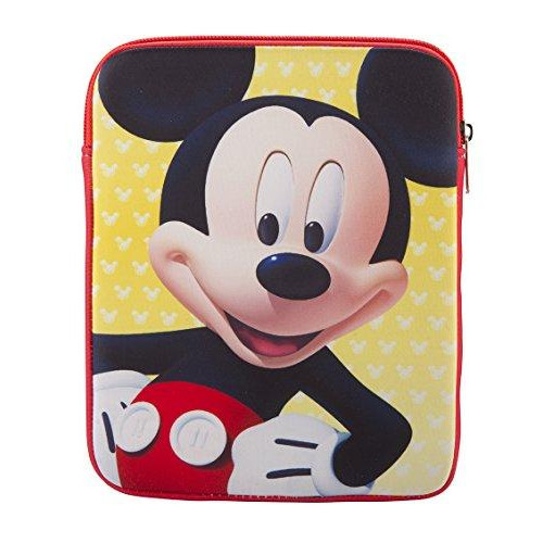 Mickey Mouse Clubhouse 7-Inch Universal Neoprene Tablet Sleeve (Dtn-07Mk.Ex)