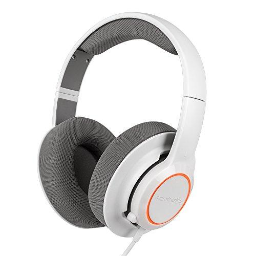 Steelseries Siberia Raw Prism Gaming Headset, White