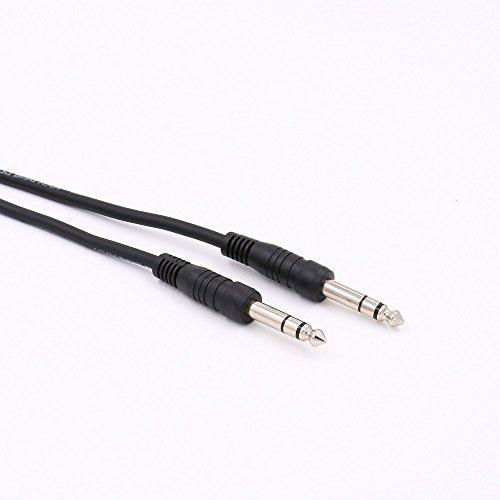 DS18 MB-TRS6 Balanced Interconnect 1/4-Inch TRS to 1/4-Inch TRS 6-Feet
