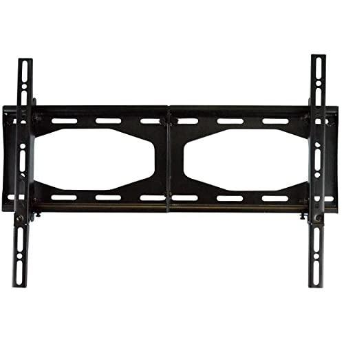 TV Tilt Wall Mount for 23-65 TVs (Many from 20-75) specifically fits up to VESA 600X400 165lbs Works with 16 & 24 Studs