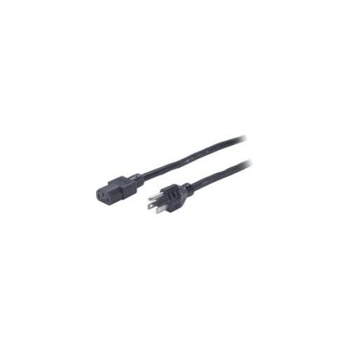 5-15P To C13 15A/125V 6Ft-6Pk