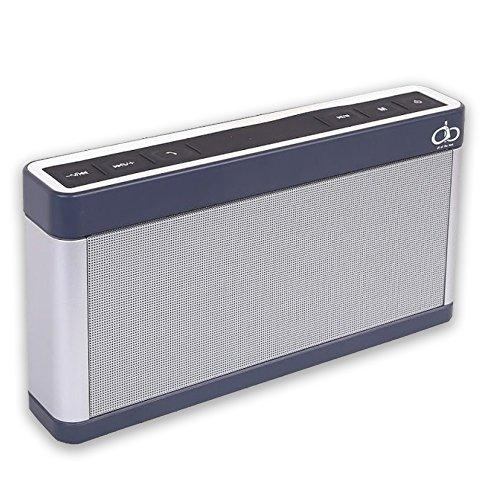 Aob Portable Blutoooth Speaker With Fm Usb Built-In Mic For Hands-Free Calling