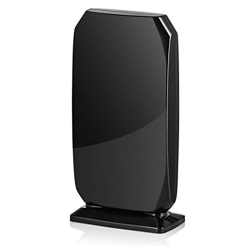ViewTV Indoor Wide Band Directional Standing Antenna with N Female Connector - Improve You Cell Coverage Signal for GSM CDMA PCS 3G 4G WLAN DAS and more - RoHS Compliant - Black