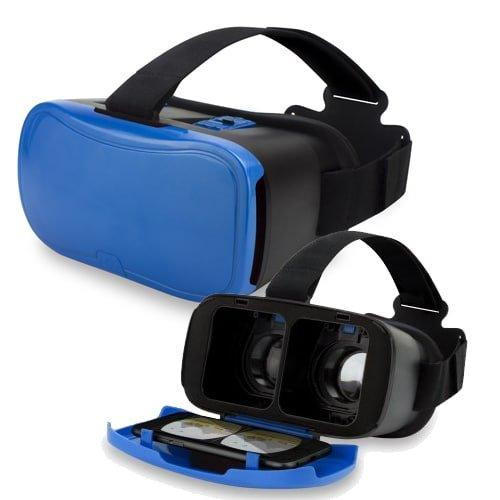 Virtual Reality SmartPhone Headset Fits IPhone IOSSamsung And Other SmartPhones Up To 6 Inch