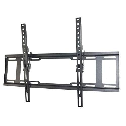 YSLMOUNT Universal tilt LCD/LED TV Wall Mount Bracket for 37inch to 75inch TV VESA600X400 fits 43 55 65 70 Loading Capacity 110lbs