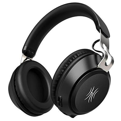 OneOdio Wireless Headphones Over Ear 15Hr Play Time Lightweight Bluetooth 50 Hi-Fi Stereo Headphones with Built in Mic Supports Hands-Free Calling and Wired Mode for iPhone/iPad/PC/Cell Phones/TV