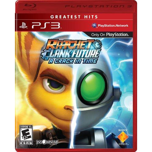 Ratchet &Amp; Clank Future: A Crack In Time - Playstation 3