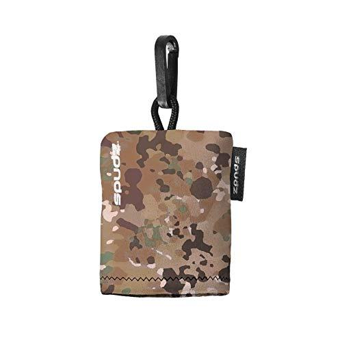 Spudz Classic | Microfiber Cloth Screen Cleaner And Lens Cleaner | Open Bottom | Multi-Camo | 10 X 10 Inches