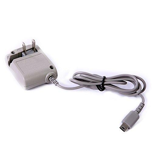 Hde Ac Adapter For Nintendo Ds Lite Systems Power Cord Adapter Battery Charger