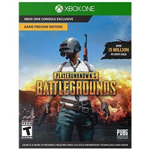 Playerunknown?S grounds - Game Preview Edition - Xbox One