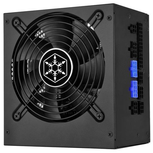 750W, ATX, single +12V rails with 62.5A output, Silent 120mmFan with 18dBA, efficiency 80Plus Platinum certification, Modular cable, 140mm depth, 4xPCIE-8/6pin.
