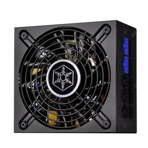 700W,SFX-L form factor, single +12V rails with 58.4A output, Silent 120mmFan with 0~36dBA, efficiency 80Plus Platinum certification, fully modular cable, 4x8/6pin PCI-E.