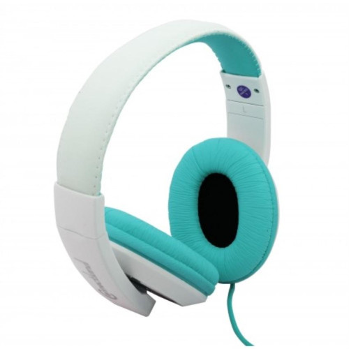 Fashionable Stereo Headset, Blue Color, Adjustable Size