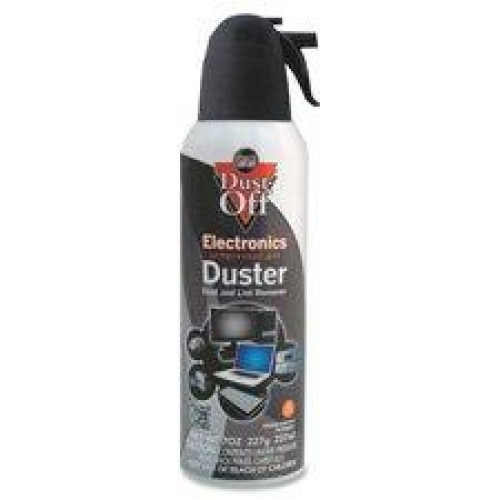 Electronic Duster Compres Size 7z Falcon Dust Off Electronics Compressed Gas Duster Can 7 Oz.