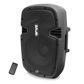 12'' 900 Watt Powered Two-Way Speaker with MP3/USB/SD/ Bluetooth Music Streaming & Record Function w/Remote control