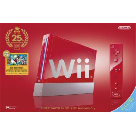 """Wii(25Th Anniversary Super Mario Specification) (""""Wii Remote Plus"""" Included) (Rvl-S-Raav)[Japan Import]"""