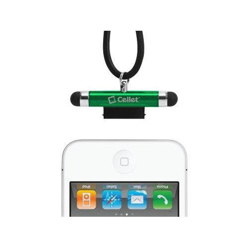 30 Pin Connector And Neck Strap Dual Sided Stylus, For Iphone 4S, Ipod Touch, Ipad, And Ipad Mini. Compact And Durable For Any Type Of Use.