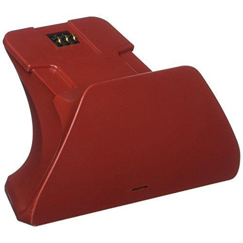 Controller Gear Xbox Pro Charging Stand Oxide Red. Exact Match To Your Xbox One/ S Controller. Officially Licensed And Designed For Xbox - Xbox One