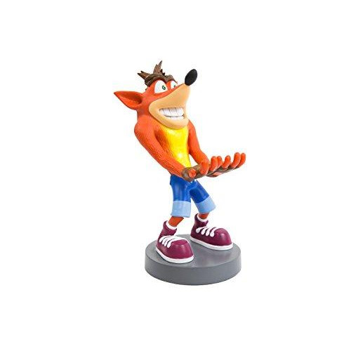 Xl Crash Bandicoot Cable Guy - Controller And Device Holder