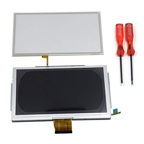 Tomsin Replacement Lcd Display Touch Screen Glass Digitizer Repair Part For Nintendo Wii U Gamepad
