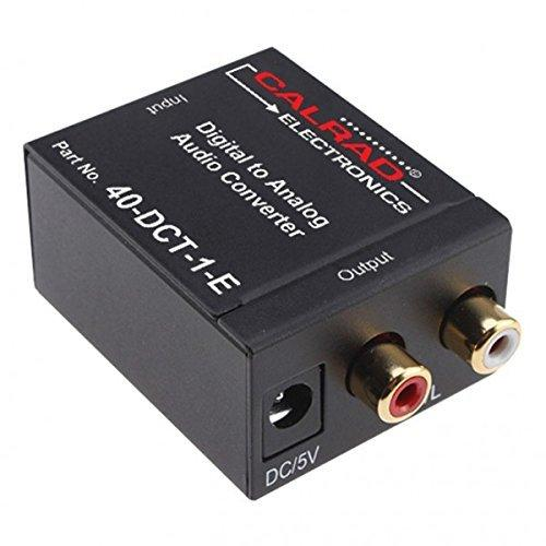 D To A Audio Converter