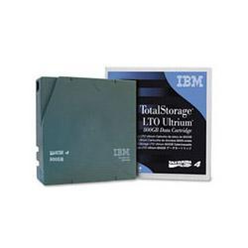 IBM LTO ULTRIUM-4 800/1600GB DATA TAPE