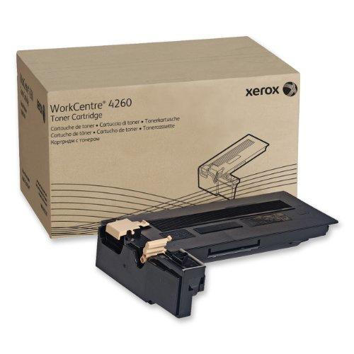 XEROX WORKCENTRE 4250 1-SD YLD BLACK TONER, 25k yield