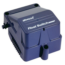 Attwood Automatic Float Switch w/Cover - 12V & 24V