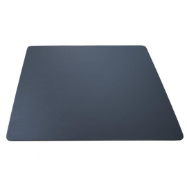 """GrayLeatherette 17"""" x 14"""" Conference Table Pad"""