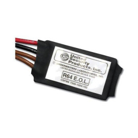 USP End-of-Line Relay, 12-24VDC