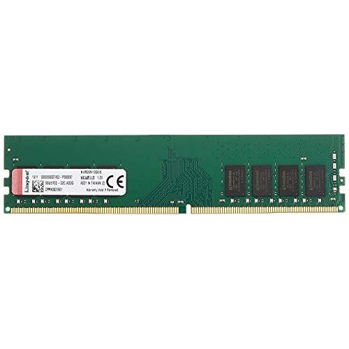 Kingston Memory KVR26N19S8/8 ValueRAM DDR4 8 GB DIMM 288-pin Computer Internal Memory