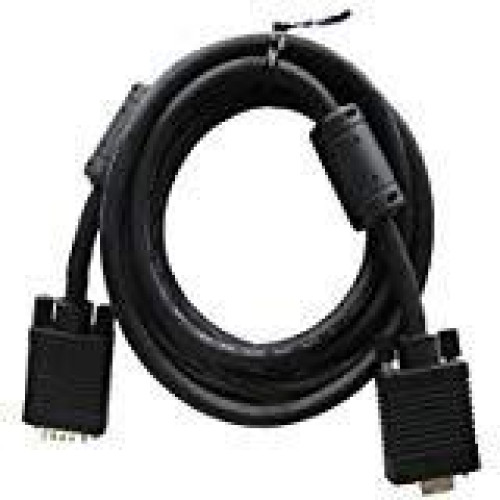iMicro M8544-1015MF 10ft HD15 Male to Female SVGA Extension Cable (Black)