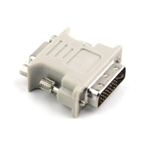 Vcom DVI-I Male to VGA HD15 Female Adaptor (CA301-ADAPTER)