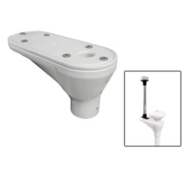 Seaview Ltb Top - Universal F/Mounting Your Light/Gps