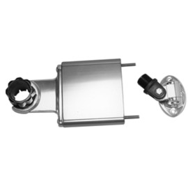 """Rupp Standard Antenna Mount Support W/4-Way Base, Spacer And 1.5"""" Collar"""