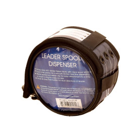 Gps Leader Spool Case -Large Holds 3 Assorted Spools