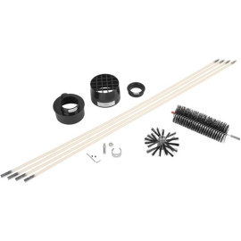 Linteater Rle202 10-Piece Dryer-Vent Cleaning System