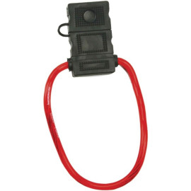 Install Bay Maxifh Maxi 8-Gauge Fuse Holder With Cover (Single)