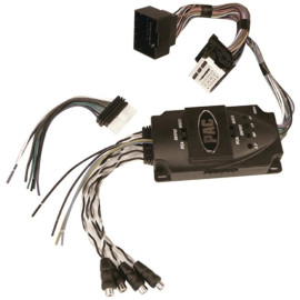 Pac Aa-Gm44 Amp Integration Interface With Harness For Select 2010 And Up Gm Vehicles