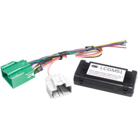 Pac Lcgm51 Radio Replacement Interface For Select Nonamplified Gm Vehicles (29-Bit, 20 And 16 Pin)