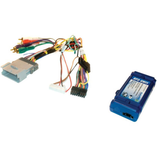 Pac Rp3-Gm11 Radio Replacement Interface For Select Gm Vehicles (Class Ii Databus)