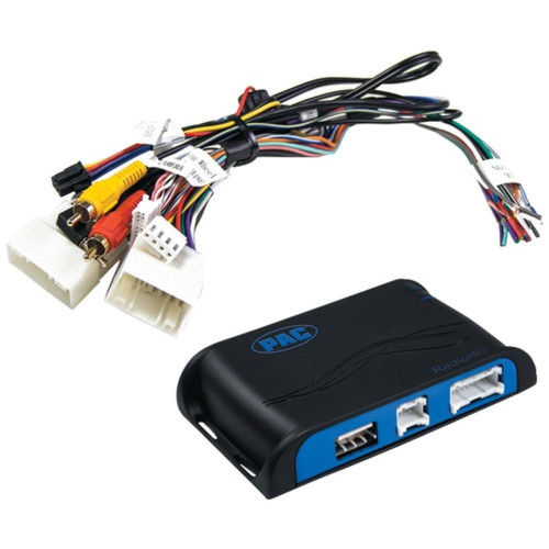 Pac Rp4.2-Hy11 All-In-One Radio Replacement And Steering Wheel Control Interface (For Select Hyundai Vehicles)