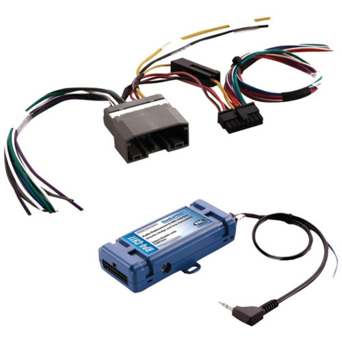 Pac Rp4-Ch11 All-In-One Radio Replacement And Steering Wheel Control Interface (For Select Chrysler Vehicles With Canbus)