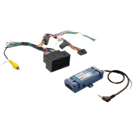 Pac Rp4-Ch21 Radiopro4 Interface For Select 2013 To 2018 Chrysler Vehicles With Canbus